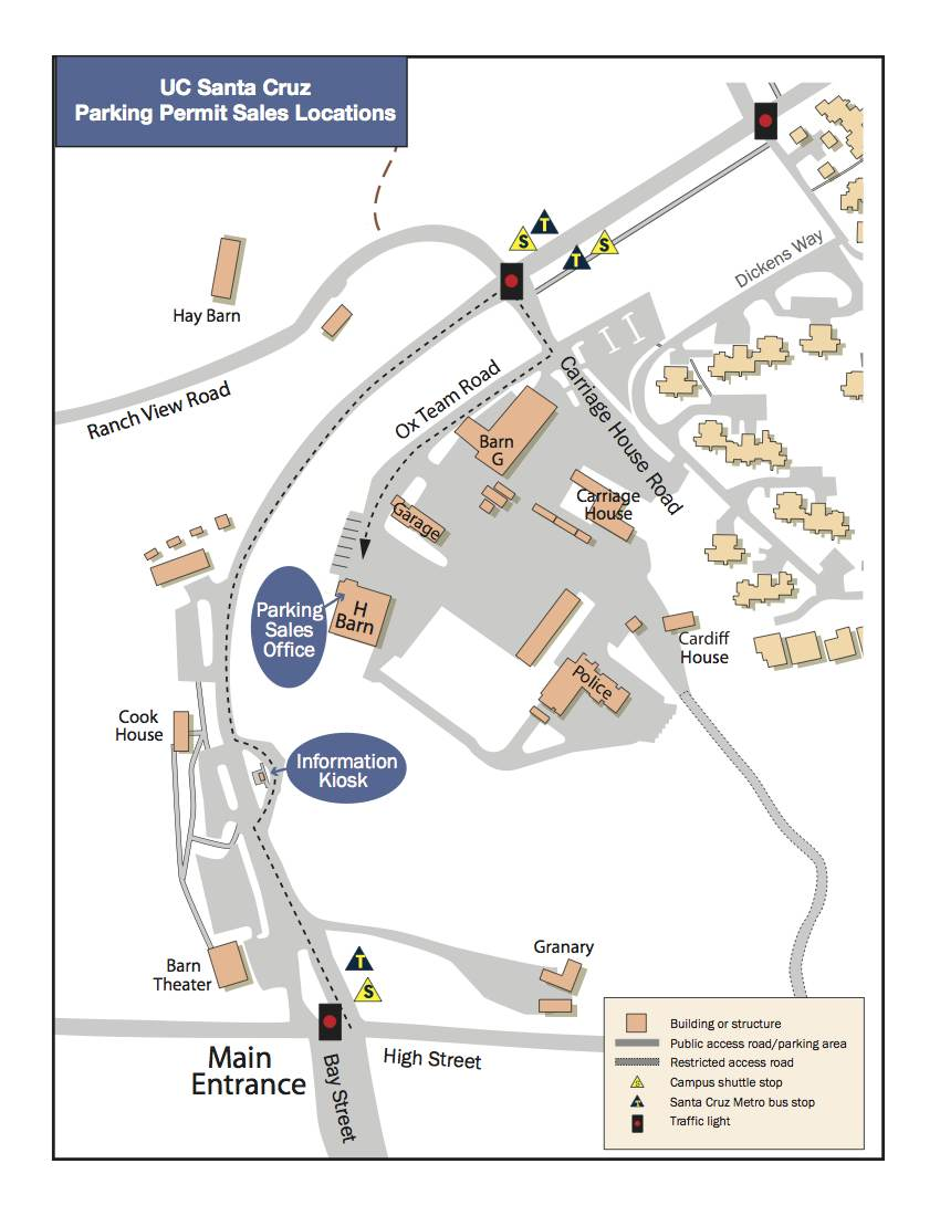Parking And Directions For Common Ground